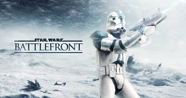 Star Wars Battlefront Beta Playtime