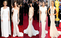 Wedding Dress 2012 OSCARS,wedding dress inspiration