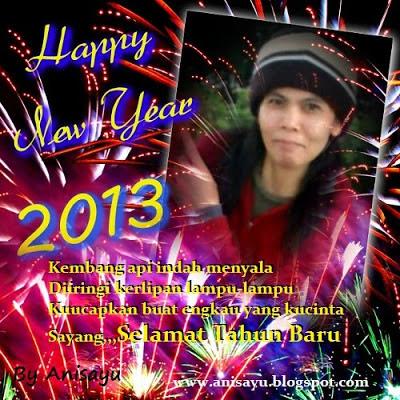 Kumpulan SMS Puisi Pantun Ucapan Selamat Menyambut Tahun Baru 2013
