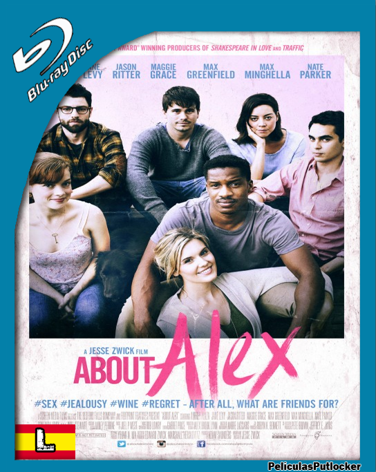 A Proposito De Alex (2014) BRRip 720p Latino