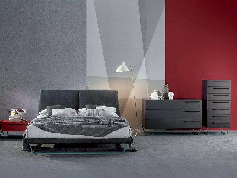 Camera da letto tendenze 2015 arredamento colori e for Colori camera da letto