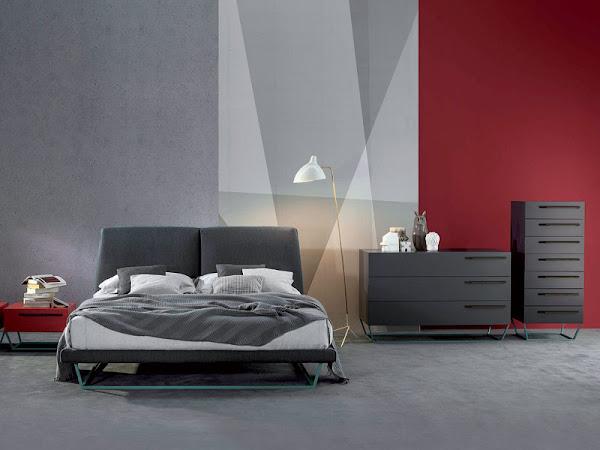 Camera da letto tendenze 2015 arredamento colori e for Colori camera da letto matrimoniale