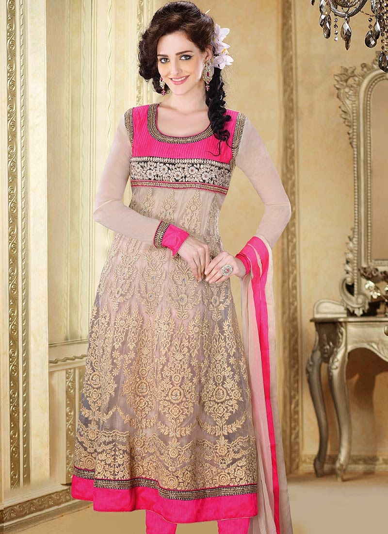 Indian Designers Churidar Suits Latest Fashion Today