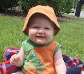 Eli 9 months