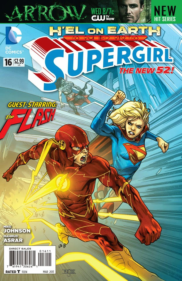 ADN Collections: The NEW 52 Story: Supergirl [Parte 4]