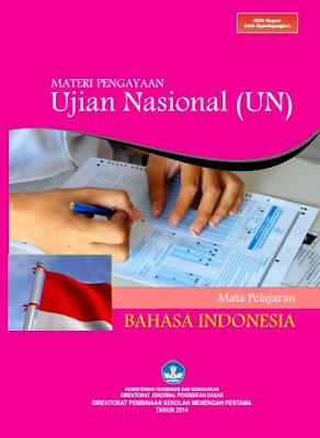Materi pengayaan Ujian Nasional Mata Pelajaran Bahasa Indonesia