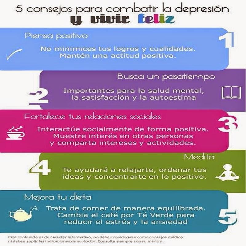 Que hacer para salir de la depresion sentirse bien es - Consejos para superar la depresion ...