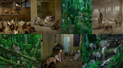 [Global] 7 Anak Manusia yang Dibesarkan oleh Anjing dan Serigala