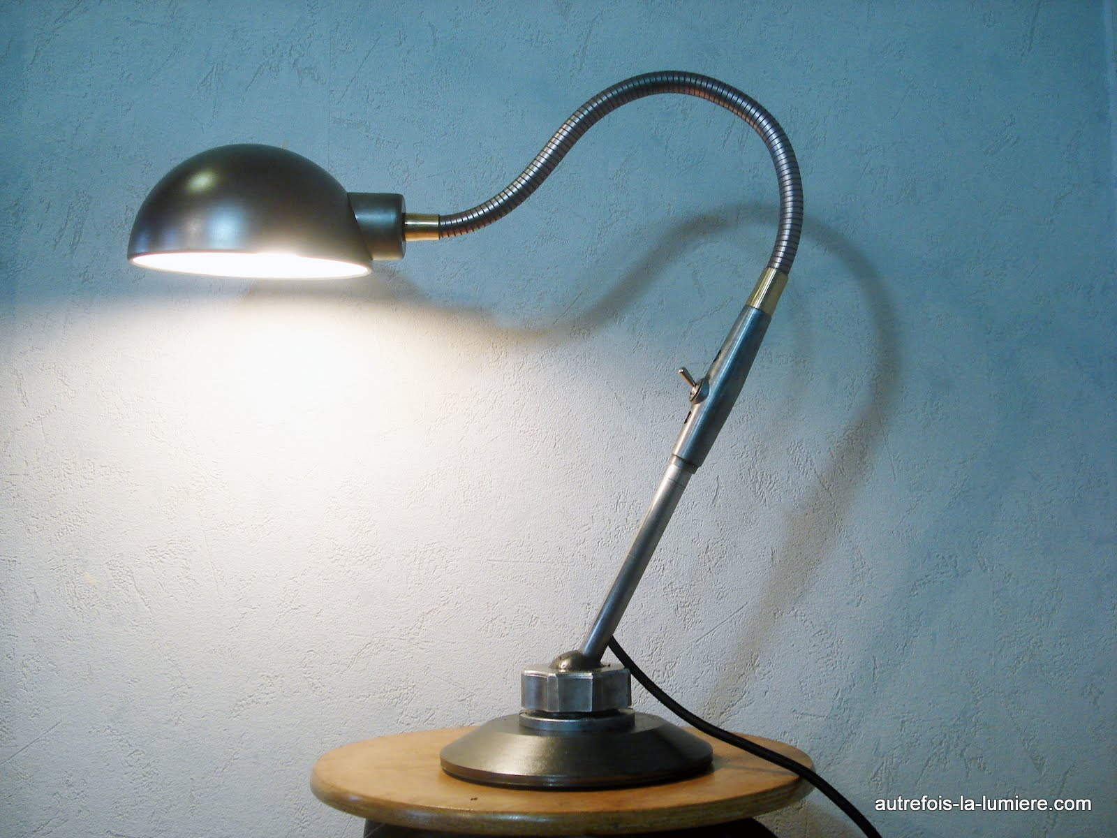lampe industrielle flexible