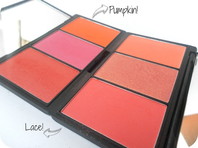 Sleek Blush by 3 | Pumpkin and Lace