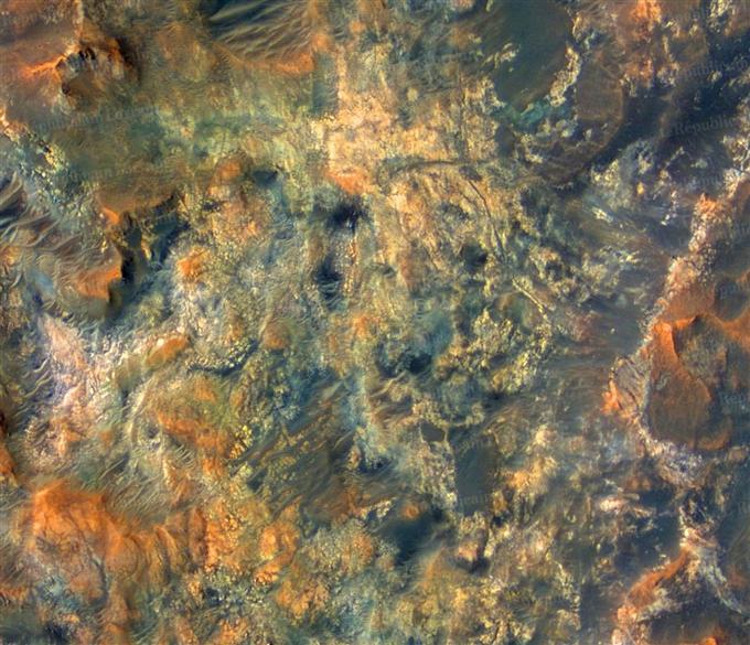 LE MYSTERE DES ARGILES DE MARS