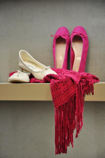 ballerine colorate, luca del forte genova