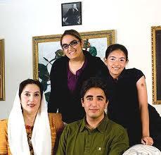 Benazeer Bhutto Snaps