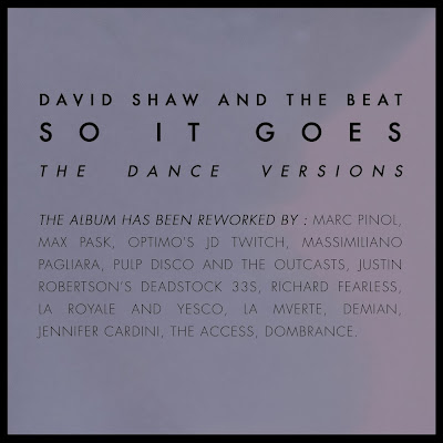 David Shaw and The Beat - So It Goes (The Dance Versions)