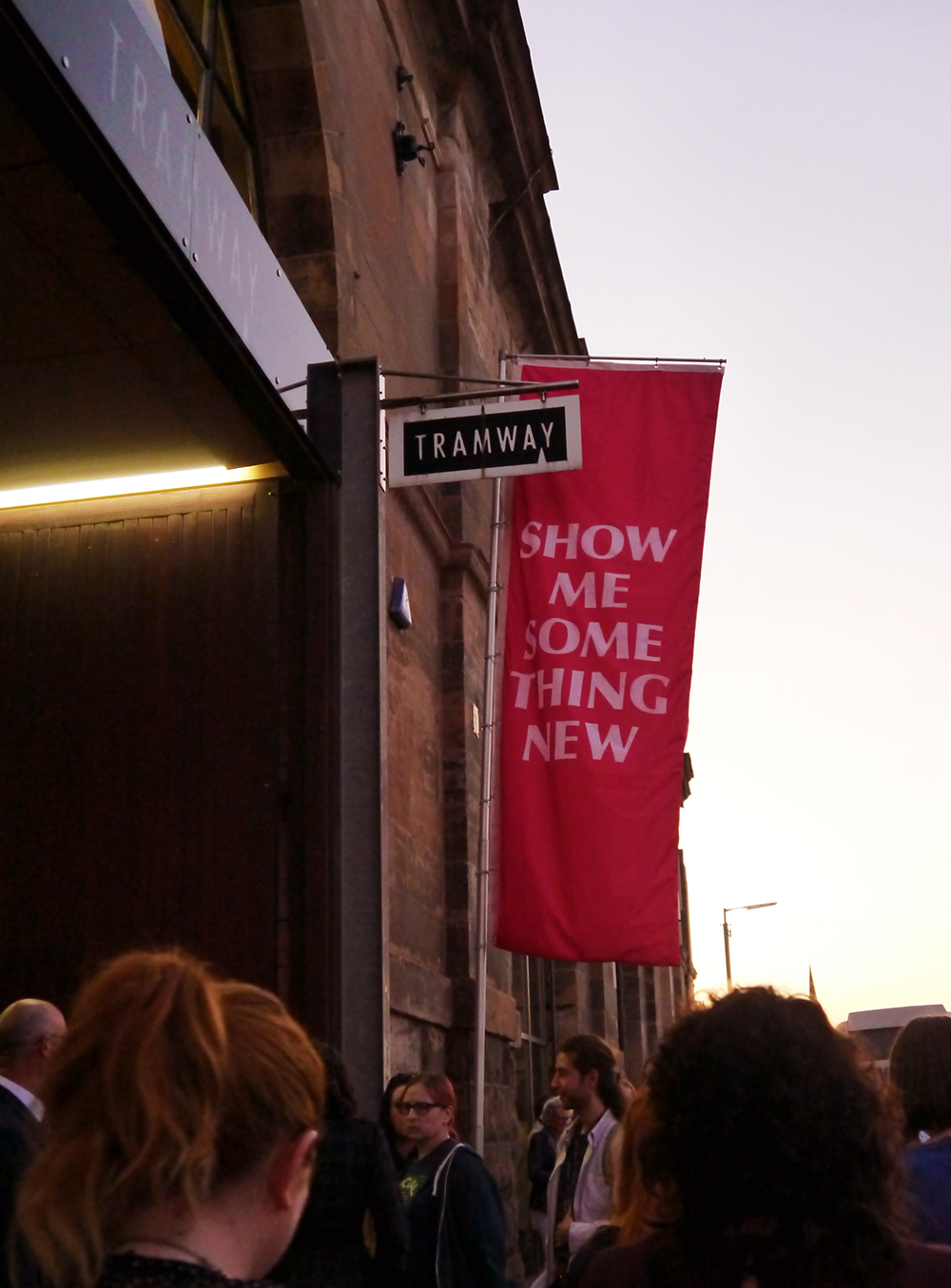 Turner Prize, Turner Prize 2015, Citizen M Glasgow, blogger event, PR event Glasgow, Scottish bloggers, Tramway Glasgow, art exhibition