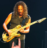 Kirk Hammett Biography - Metallica Lead Guitarist