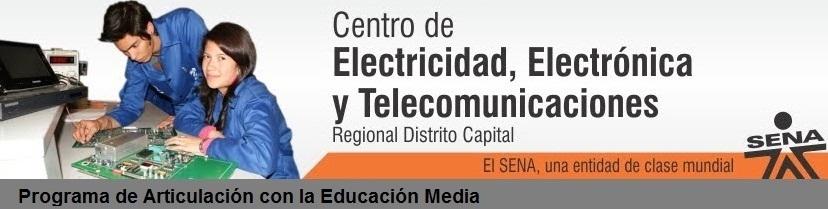 Programa de Articulación del SENA con la Educación Media