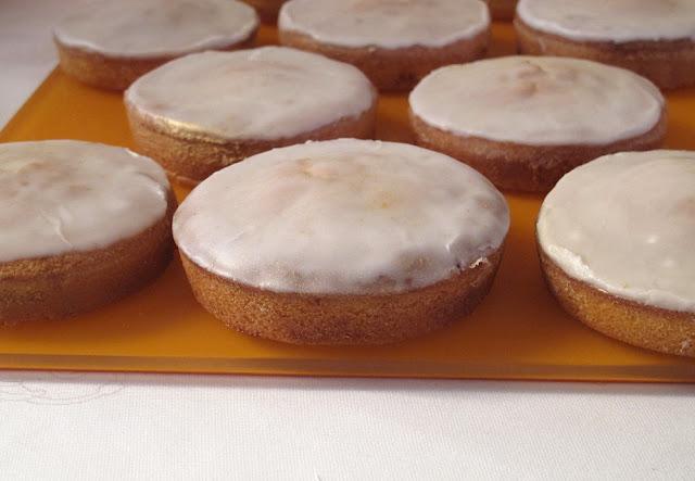 Gâteaux nantais - Céline Leroy