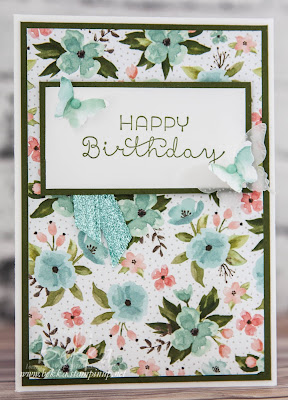 Birthday Cards for #imbringingbirthdaysback using Stampin' Up! UK Supplies