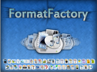 تحميل فورمات فاكتورى 2013 مجاناً أخر إصدار Download Format Factory 2013 Free