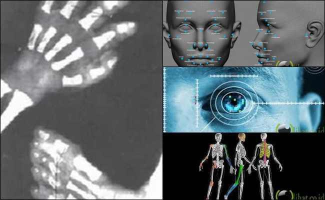 13 Jenis sistem Biometrika untuk Indentifikasi Manusia