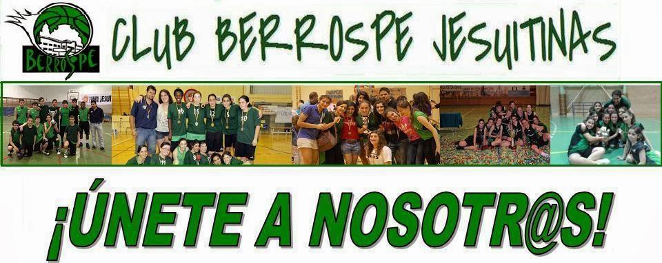 CLUB    BERROSPE     JESUITINAS