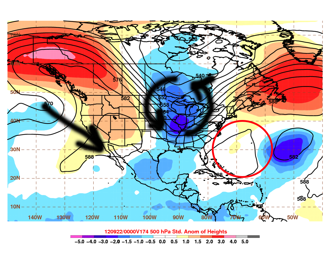 Winter Forecast 2014 2015