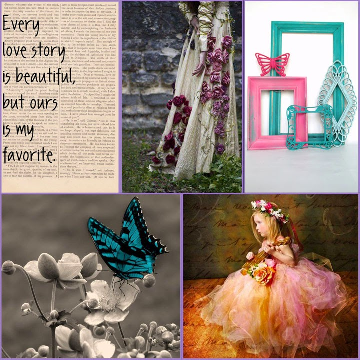 August Inspiration Board Challenge