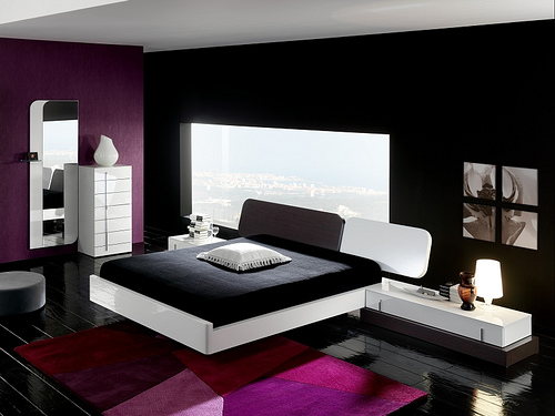 New Dream House Experience 2016: Modern Bedroom Interior Design