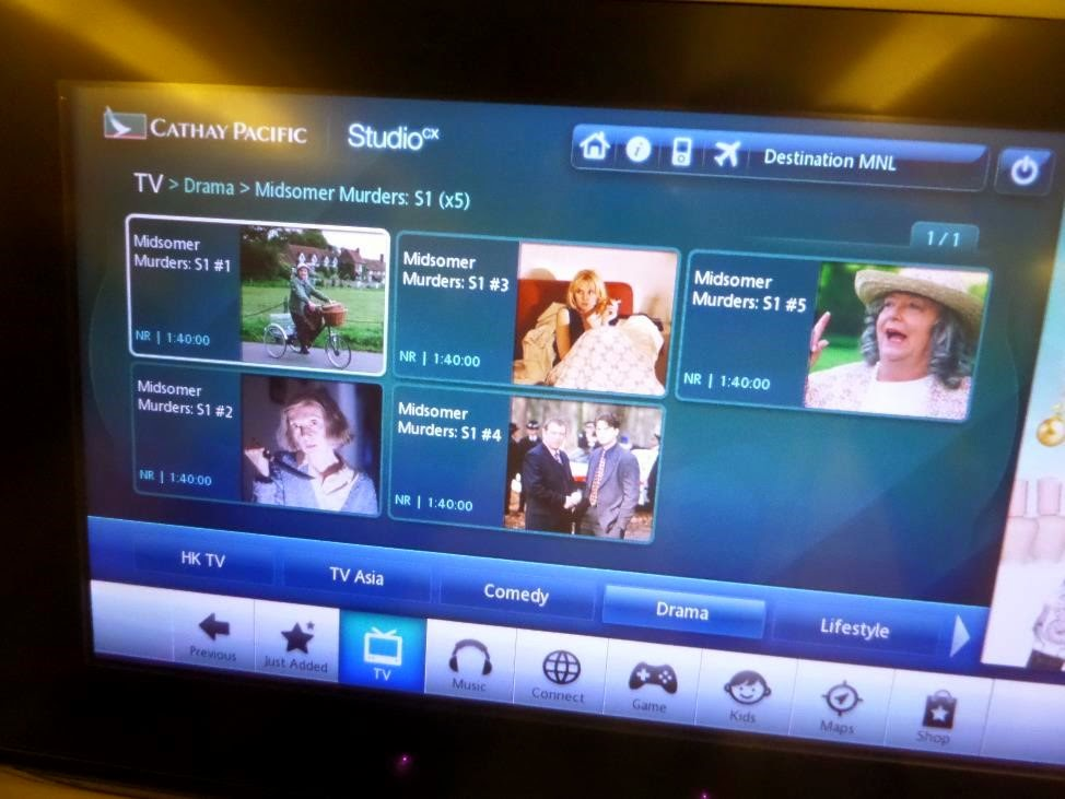 cathay pacific in flight entertainment