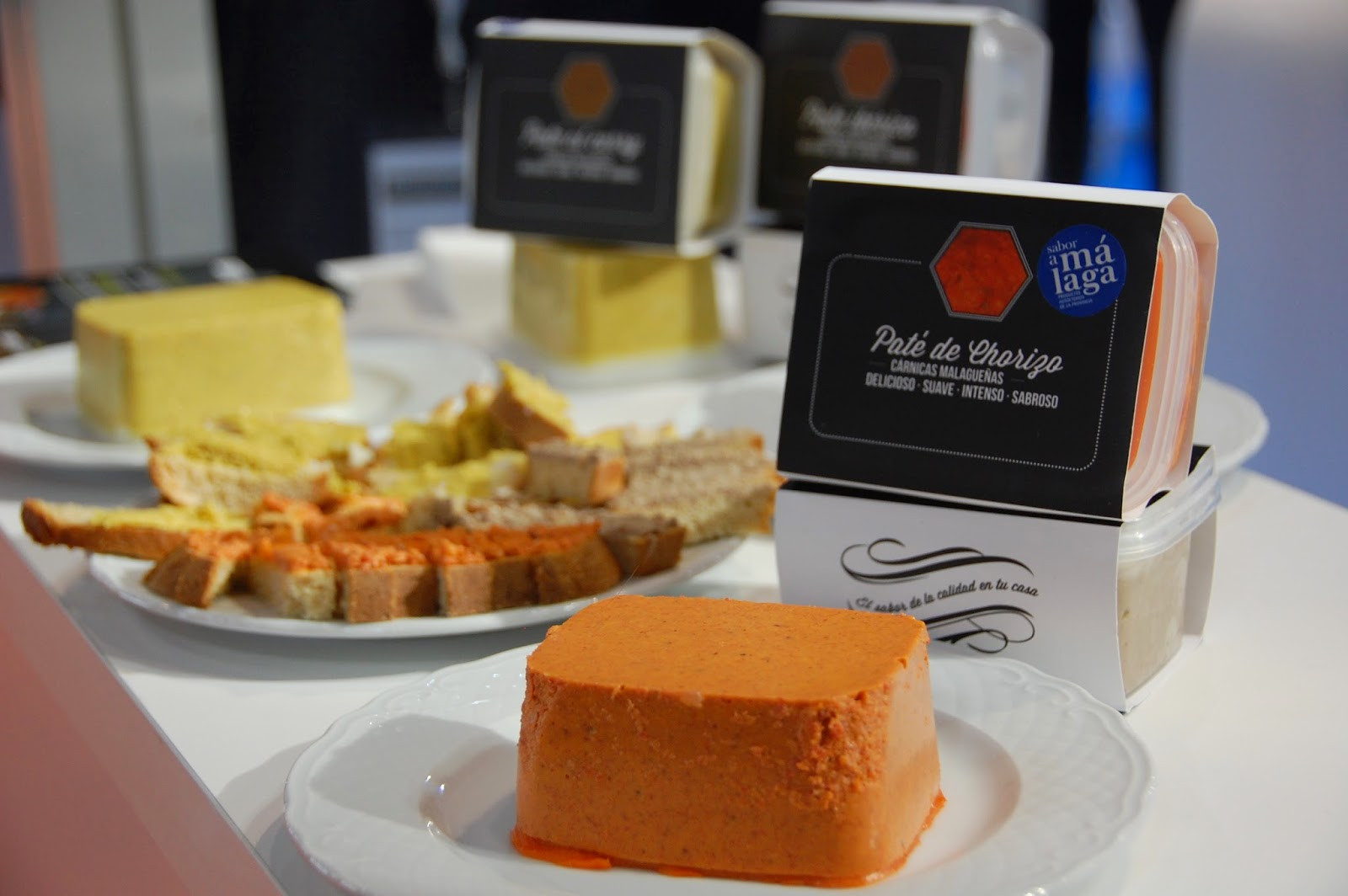Sabor a Málaga. Alimentaria 2014