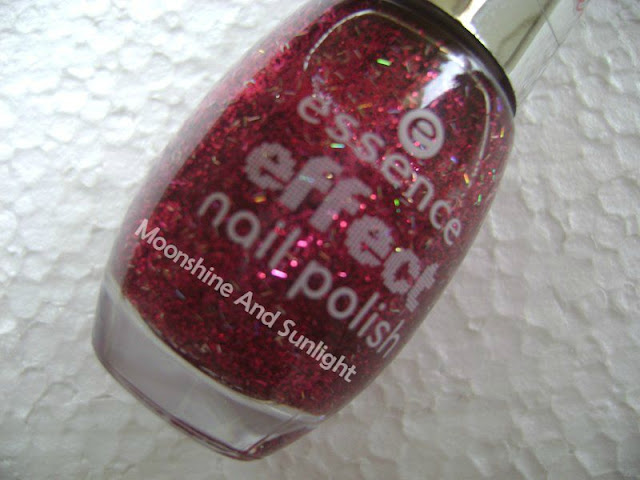 Essence cosmetics Effect nail polish in 18 That's My Pop Cake! Review