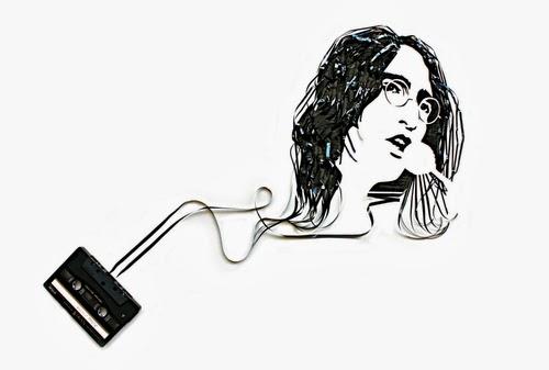11-John-Lennon-Erika-Iris-Tape-Art-www-designstack-co