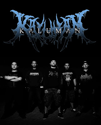 Kaluman Band Death Metal Bandung Foto Logo Wallpaper