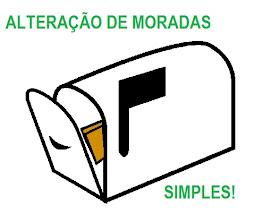 Alterar Morada