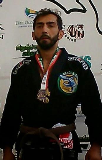 Campione Italiano 2014 cat.senior marroni peso leggero