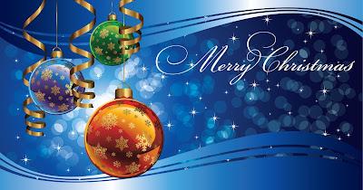 Hermosa postal de Navidad para la portada de Facebook