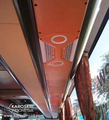 Perawatan Air Conditioner Bus sebelum Mudik Lebaran