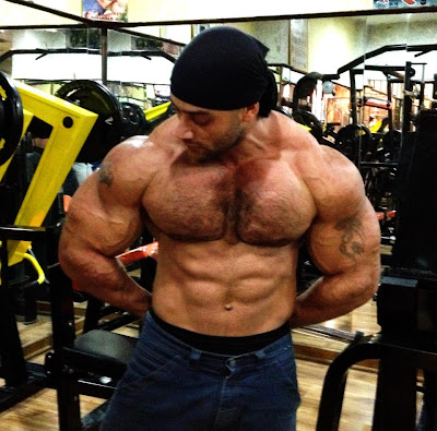 Bodybuilding Junction: Made in Iraq