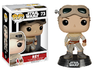Funko Pop! Rey with Goggles HOT TOPIC