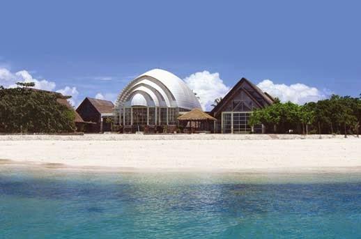 Pulau Umang Pandeglang Banteng