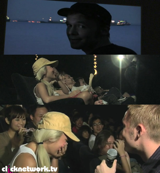 Xiaxue wedding proposal!