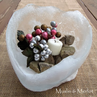 DIY Ice Bowls