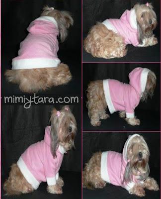 patron capucha perro