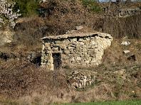 Barraca de vinya dels Plans de Les Tàpies