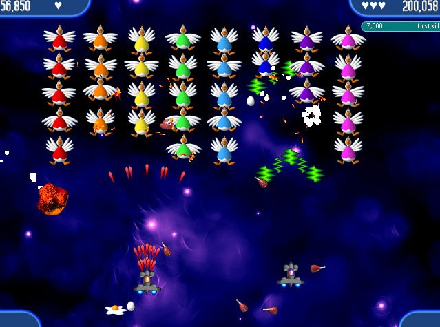 chicken invaders 2 full crack