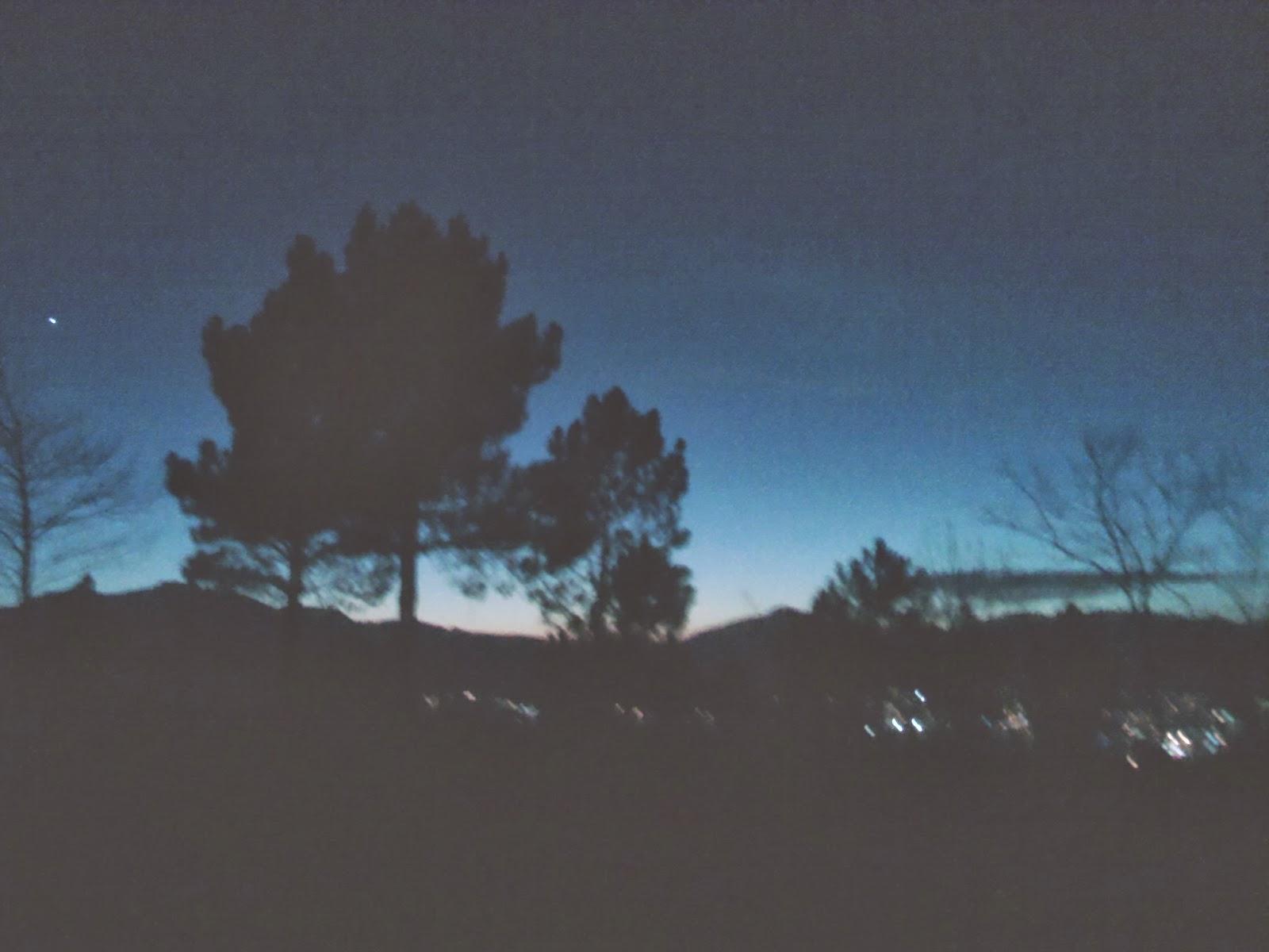 correr por la noche