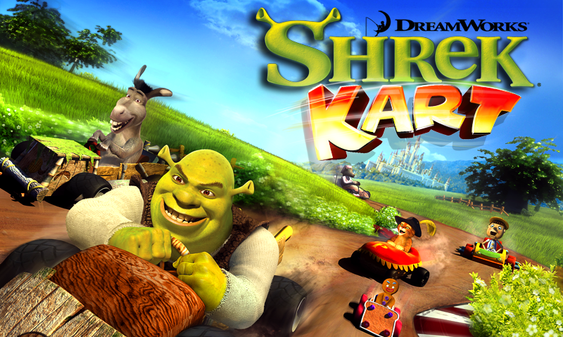 Shrek+Kart+HD+v3.1.1 Descargar PAck de juegos apps para Android [APK][Tablet][Android ] Full