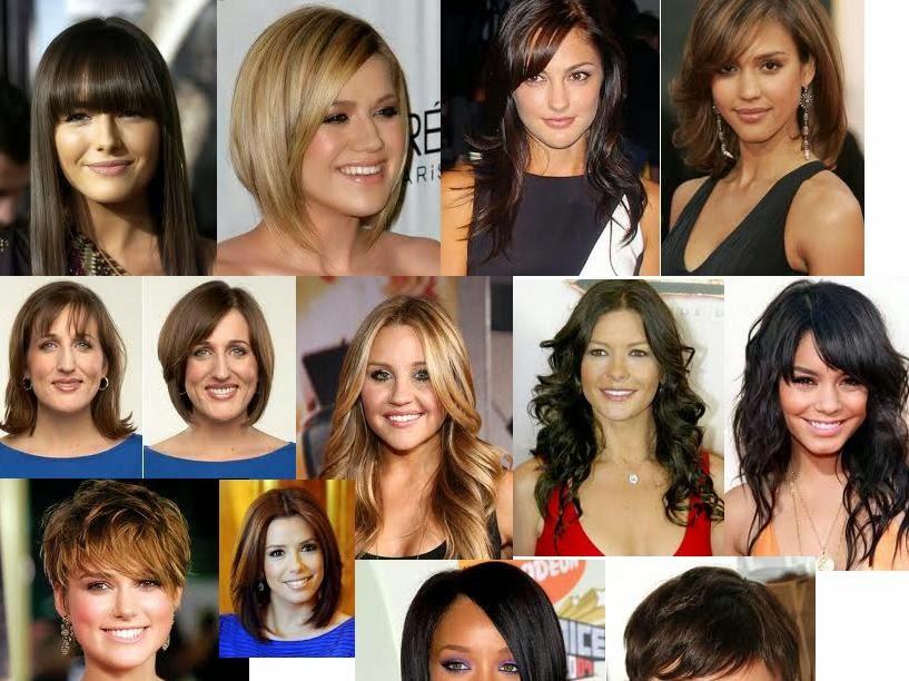Tu Cara Con Diferentes Peinados - Peinados virtuales Virtual hairstyles