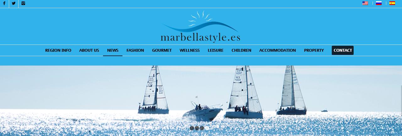 Самые стильные, места, люди и мероприятия в Марбелье